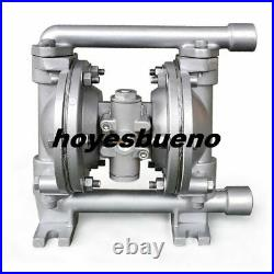 5.3GPM Air-Operated Double Diaphragm Pump Anti-corrosion 1/2'' Inlet & Outlet