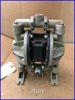 ARO 666053-344 Polypro Air Operated Double Diaphragm Pump 100PSI 13GPM