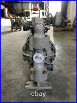 ARO 66605J-344 1/2 PP Air Operated Double Diaphragm Pump 100PSI 13GPM