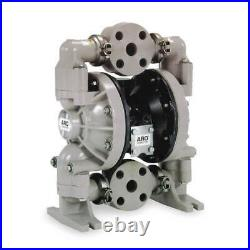 ARO 6661A3-34B-C Double Diaphragm Pump, Air Operated, 1