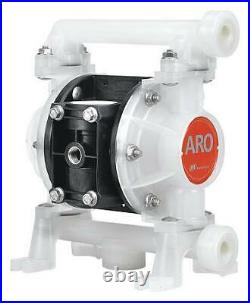 ARO PD03P-ADS-DTT Double Diaphragm Pump, Air Operated, 180F