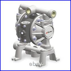 ARO PD03P-AES-DCC Double Diaphragm Pump, Air Operated, 180F