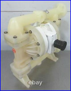 C175517 Wagner Wilden P200 Air-Operated Plastic Double Diaphragm Pump