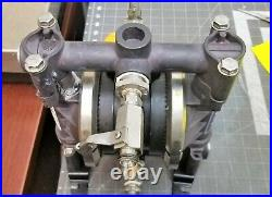 D53331 Graco Husky 716 Air-Operated Double Diaphragm Pump A6S5#1