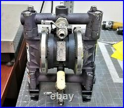 D53331 Graco Husky 716 Air-Operated Double Diaphragm Pump A6S5#2