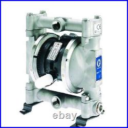 GRACO 24N261 Husky 716 SS Air Operated Double Diaphragm Metal Pump