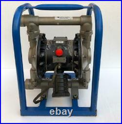 Graco Husky 1040 Stainless Steel 1 Air Double Diaphragm/ Transfer Pump