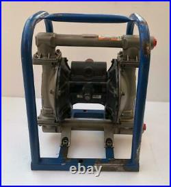 Graco Husky 1050 Stainless Steel 1 Air Double Diaphragm/ Transfer Pump #5