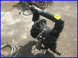 Graco Husky 2150 EX rated Air operated Double Diaphragm Pump