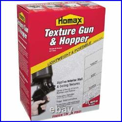 Homax Pro Texture Pneumatic Spray Gun and Hopper Pack of 4 4630 Pack of 4