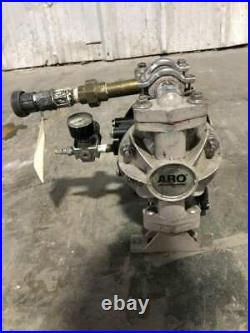 Ingersoll Rand ARO 666D53-358 Air Operated Double Diaphragm Pump 400PSI 6.9GPM
