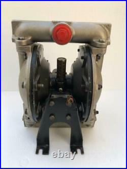 Ingersoll Rand Aro 666120-311-c Air Operated Double Diaphragm Pump 1 Ss #1