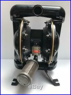 Ingersoll Rand Aro 666170-3eb-c Air Operated Double Diaphragm Pump 1-1/2