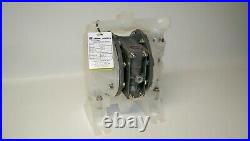 NEW Yamada 854917 Global Series Air-Operated Double Diaphragm Pumps G15PS11