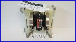 New Old Stock! Graco 307 Air Operated Diaphragm Pump 7-27 Gpm C1110e D32911