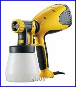 Wagner W 100 Electric Paint Sprayer for Wood & Metal paint interior and exteri
