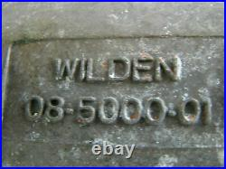 Wilden 2 Air Operated Double Diaphragm Pump 08-5000-01
