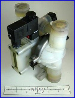 Wilden A. 025B PLASTIC/PTFE ACCU-FLO T-SERIES Double Diaphragm Air Operated Pump