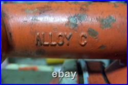 Wilden Alloy C Air Operated Double Diaphragm Pump 3/4 X 1 Model 86